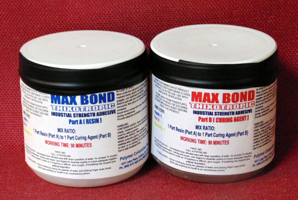 Marine Epoxy Paint For Wood : Epoxy resin non sag knife making glue gap filling very