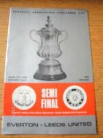 27/04/1968 FA Cup Semi-Final: Everton v Leeds United [At Manchester United] (Cre