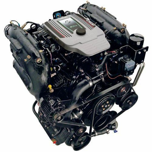 Mercruiser 5 0l Mpi 260 Hp  New  Engine Only  Full Factory Warr U0026 39 T