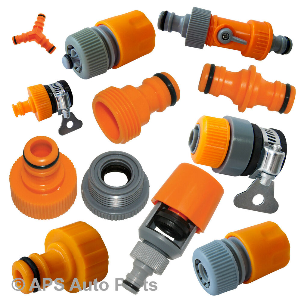 Selection Tap Adaptor Adapter Connector Hose Joiner