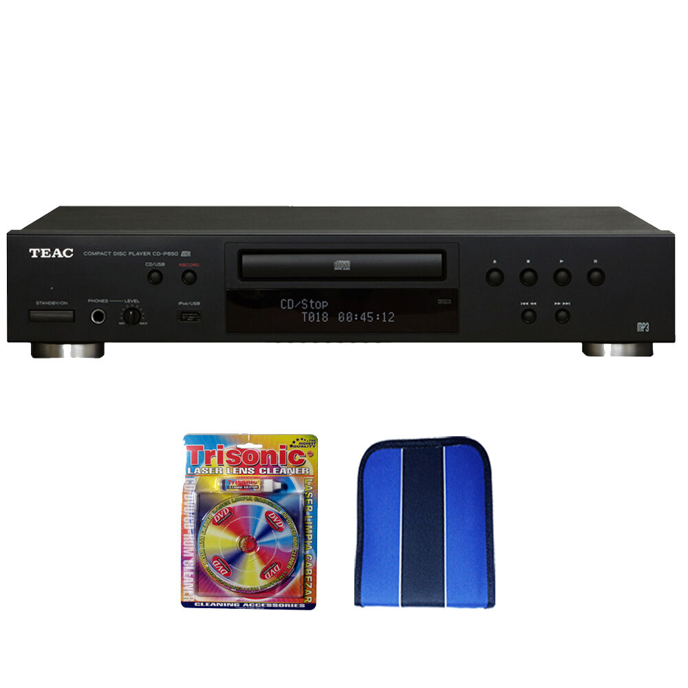 teac cd player mit usb anschluss schwarz essentials. Black Bedroom Furniture Sets. Home Design Ideas