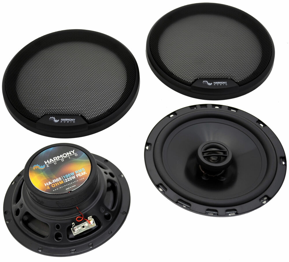 Best Factory Replacement Car Speakers