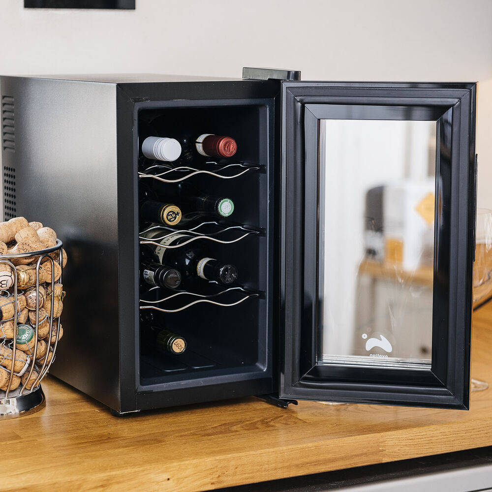 Ovation Wine Bottle And Drinks Thermoelectric Cooler