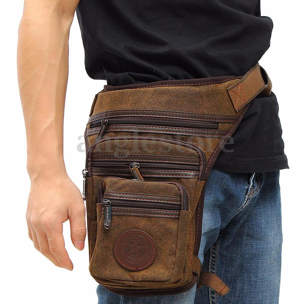 Leather Clip Pouch Purse with Shoulder Strap and Beltloop Clips, Hands Free Hip or Fanny Pack for Women & Men, by Bayfield Bags Add To Cart There is a problem adding to cart.