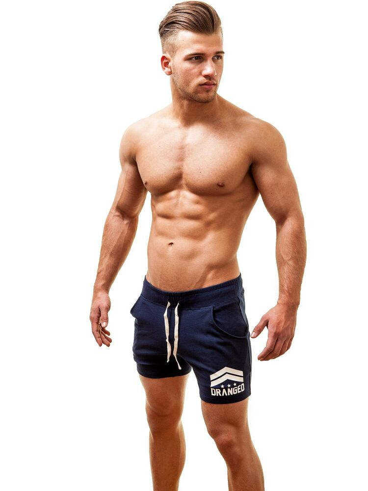 dranged army shorts herren sporthose kurze trainingshose gym short fitness laufh ebay. Black Bedroom Furniture Sets. Home Design Ideas