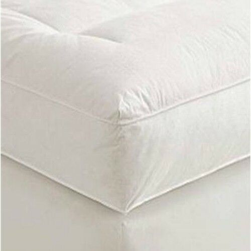5 Quot Cal King Goose Down Mattress Topper Featherbed