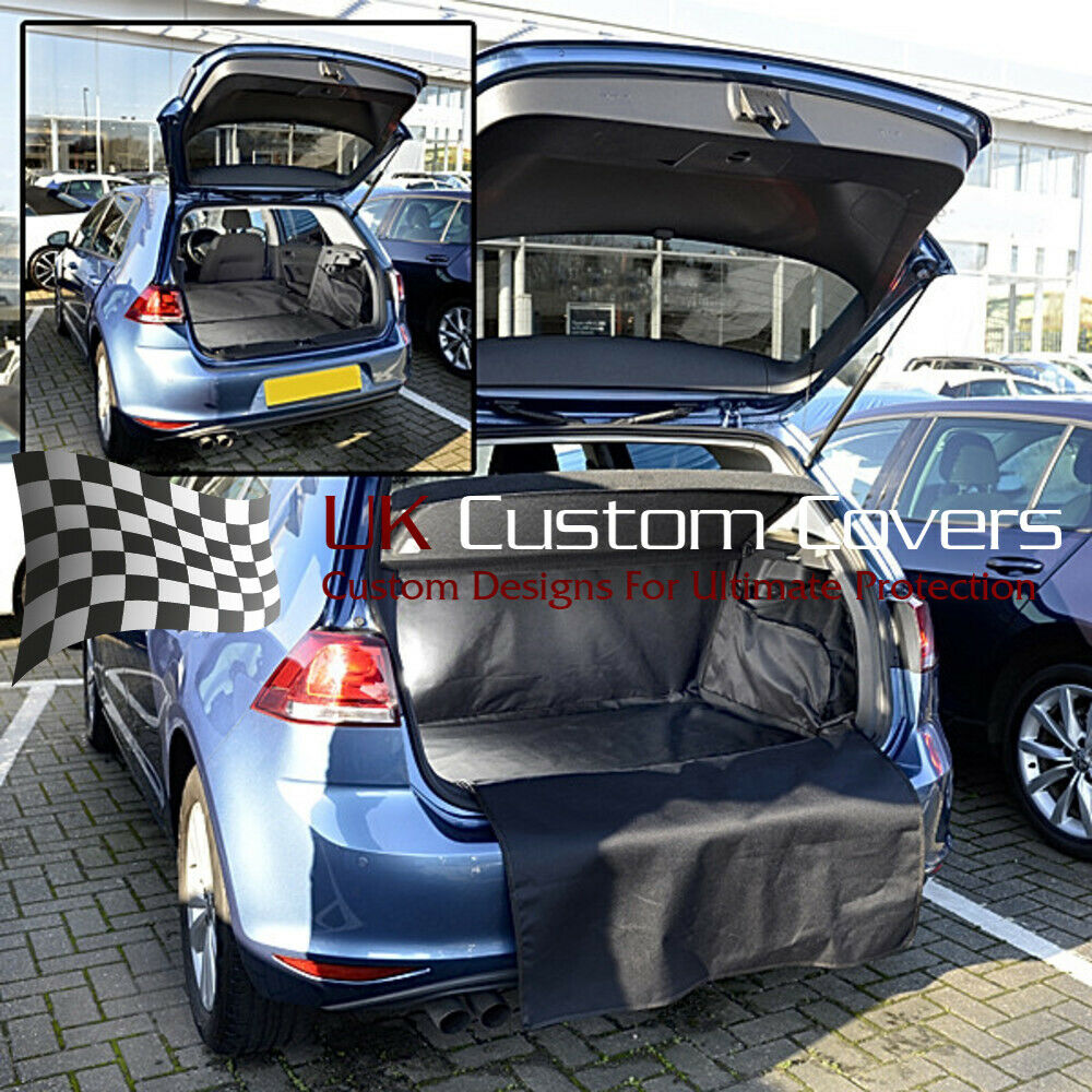 Vw Golf Mk7 Hatchback Raised Floor Tailored Boot Liner Mat