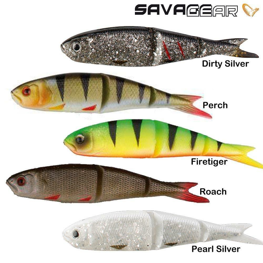 Savage gear soft 4play loose body pike bass predator for Savage fishing gear