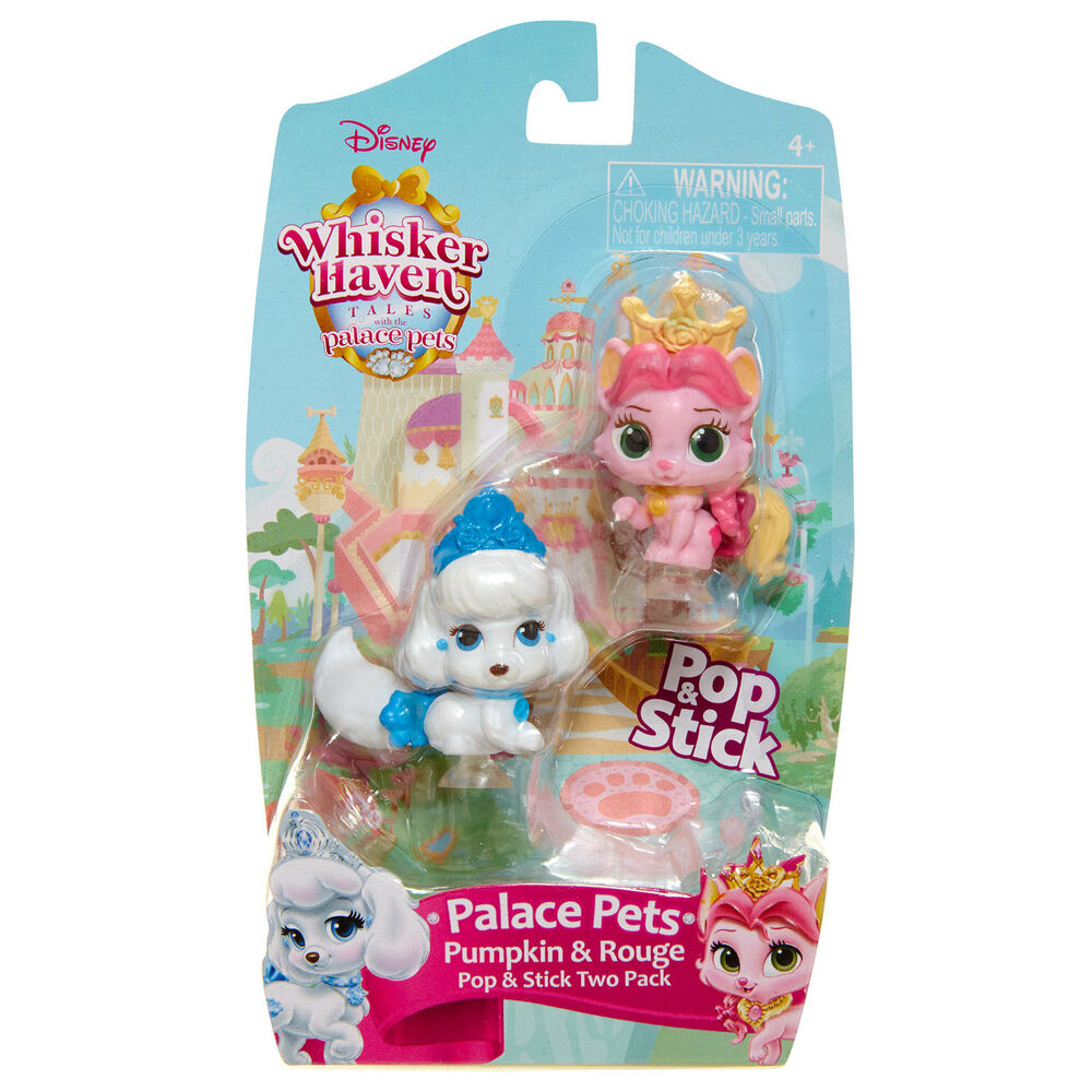 Whisker Haven Tales Palace Pets Pop And Stick 2 Pack