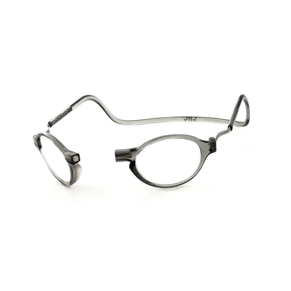 clic classic smoke readers front connect magnetic