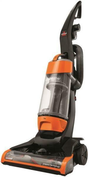 New Bissell 1330 Cleanview Bagless Compact Upright Vacuum