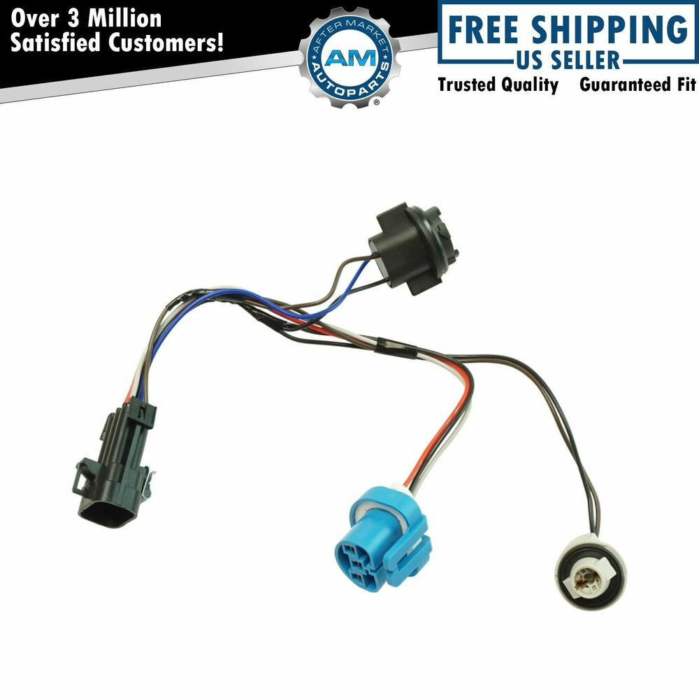 dorman headlight wiring harness or side for chevy cobalt pontiac g5 pursuit ebay. Black Bedroom Furniture Sets. Home Design Ideas