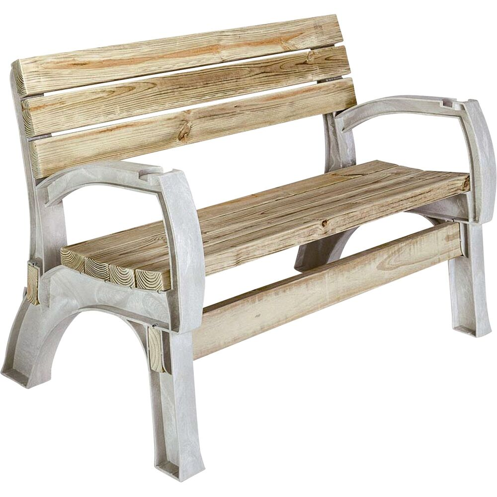 2x4 Basics AnySize Outdoor Bench/Chair Kit - Sand