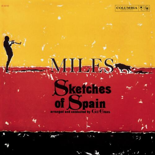 Miles Davis - Sketches of Spain - New Yellow Vinyl +MP3