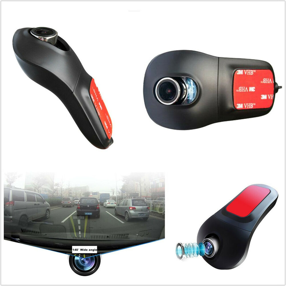 mini wifi dc12v 1080p hidden car dvr camera dash cam video recorder night vision ebay. Black Bedroom Furniture Sets. Home Design Ideas