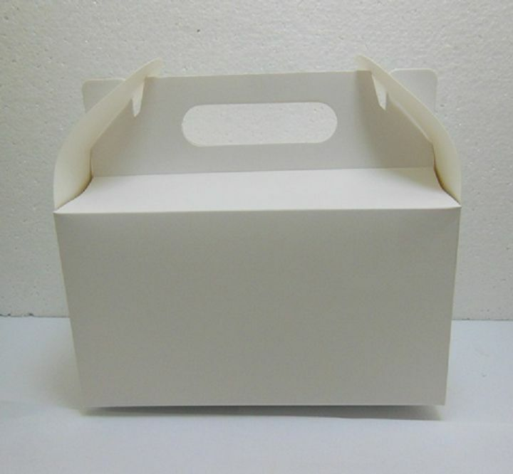 Wedding Gift Boxes Ebay : ... White Gable Gift Boxes/Wedding Shower Gift Boxes 10x18x9cm eBay