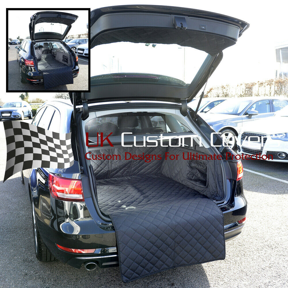 AUDI A4 ALLROAD QUILTED TAILORED WATERPROOF BOOT LINER MAT