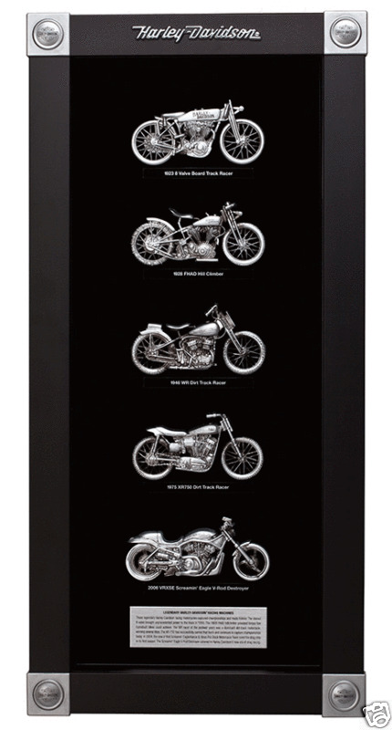 Harley Davidson  Holiday Heritage Collection
