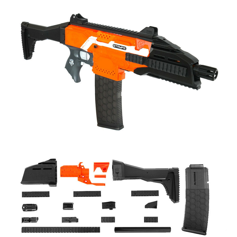 How to Modify a Nerf Gun