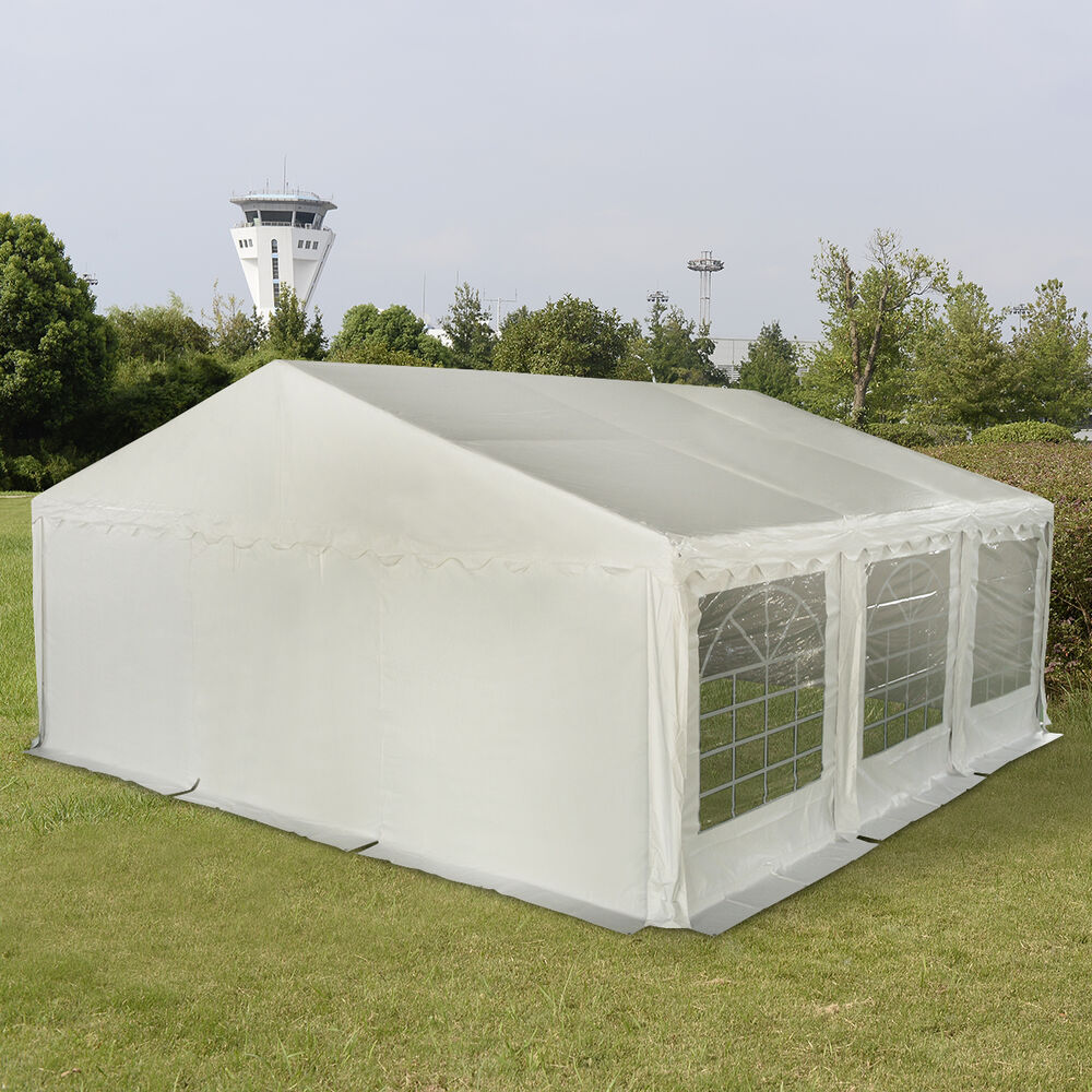 20 X20 Pvc Tent Shelter Heavy Duty Outdoor Party Wedding