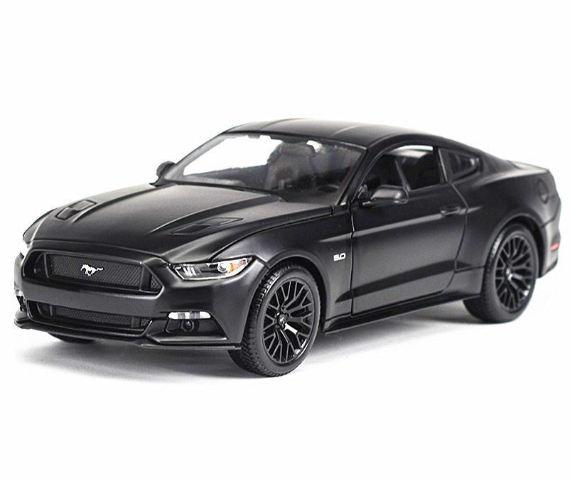 maisto 1 18 2015 ford mustang gt diecast metal model car. Black Bedroom Furniture Sets. Home Design Ideas
