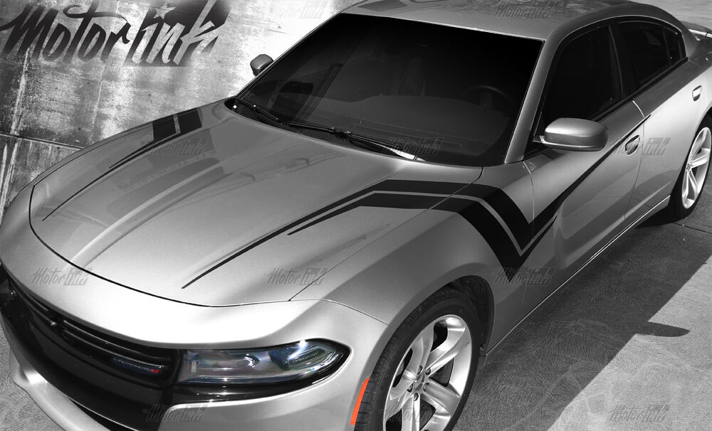 2015 2016 2017 2018 Dodge Charger Hood To Fender Side