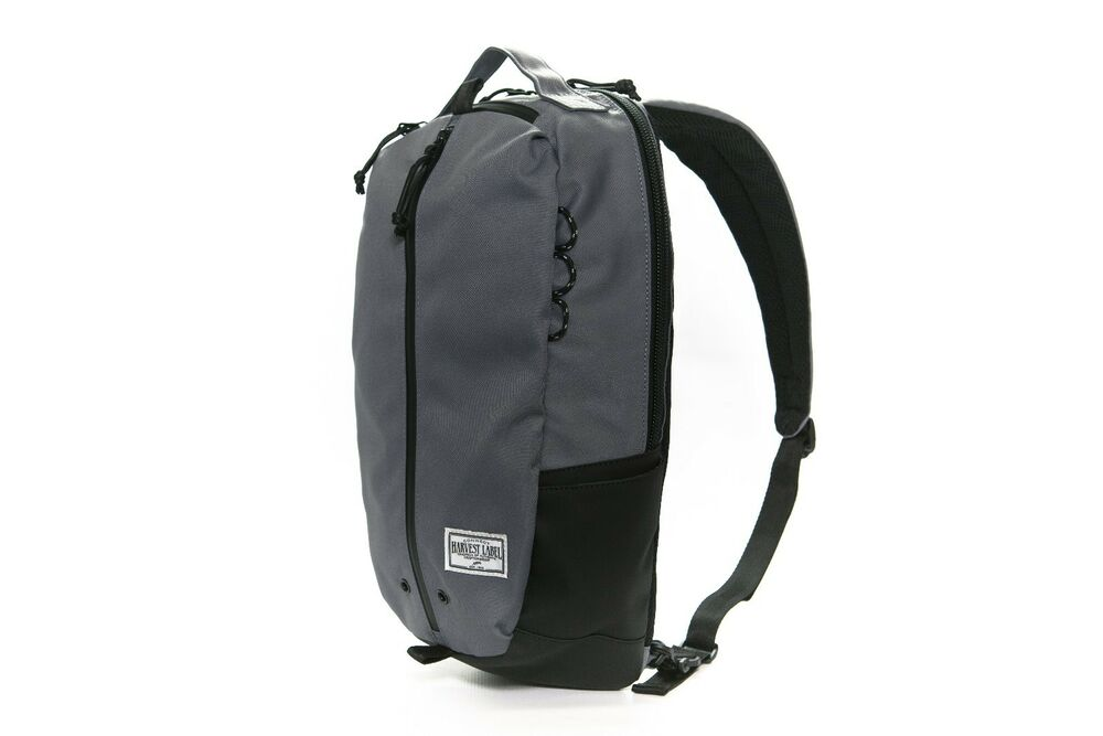 It's just an image of Ambitious Harvest Label Cordura Sling Pack