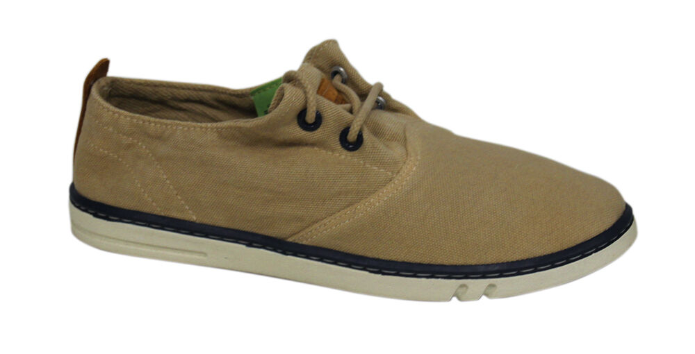 Timberland Earthkeepers Hookset Handcrafted Canvas Oxford Womens Shoes a445268393