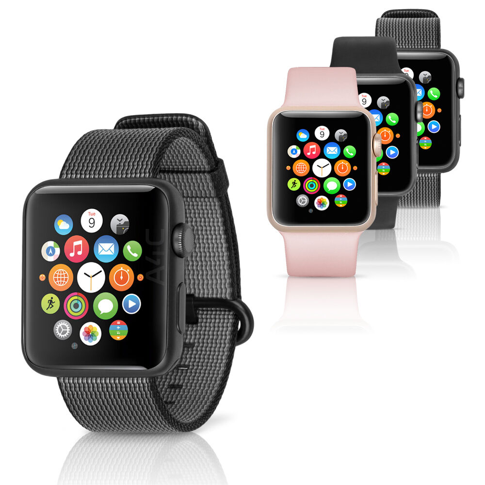 apple watch sport series 2 38mm smartwatch w 39 sport band. Black Bedroom Furniture Sets. Home Design Ideas