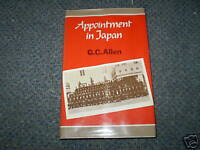 Appointment in Japan by G.C. Allen ~1983 ~(W7)