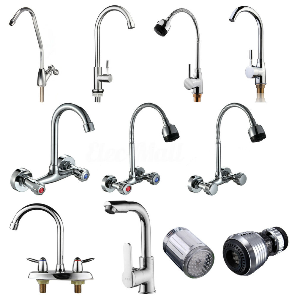 kitchen sink water taps kitchen basin sink faucet tap mixer spout osmosis 6031