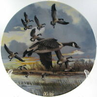 The Landing Wings Upon the Wind Collector Plate