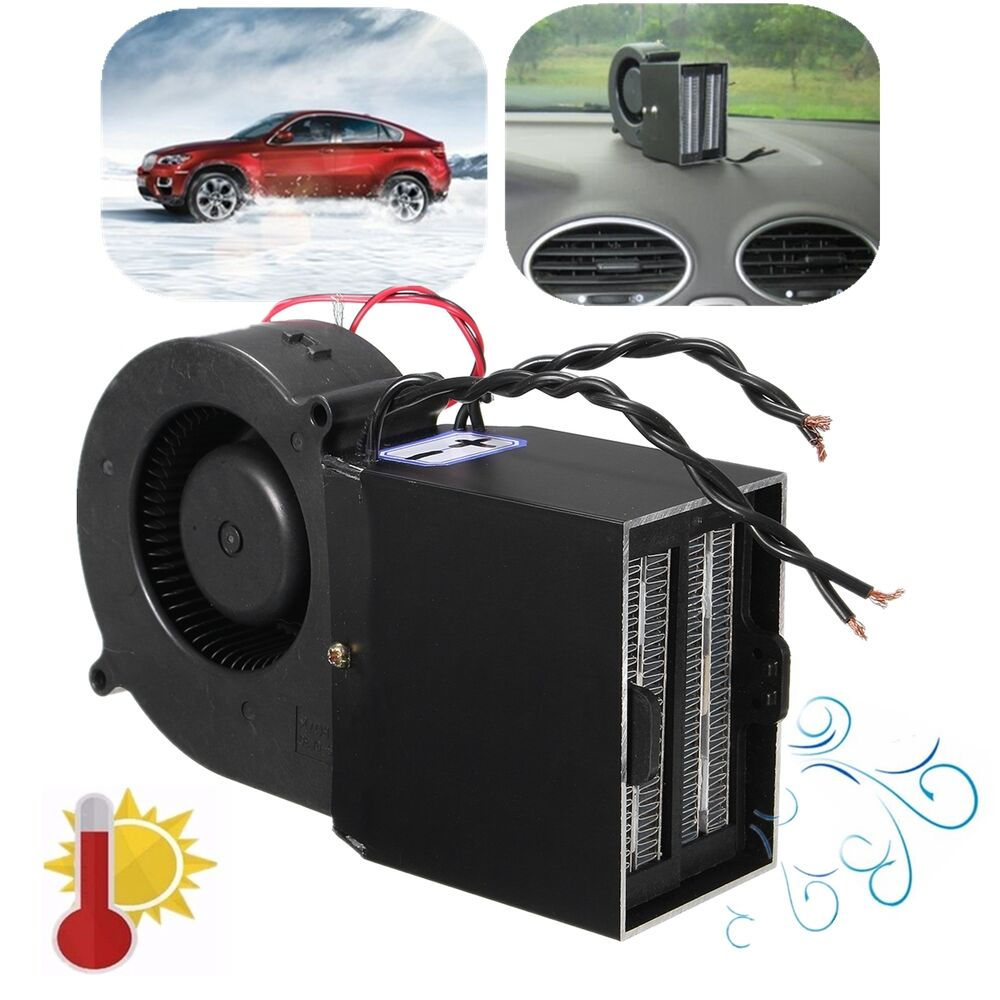 12v 300w 500w voiture ptc c ramique ventilateur chauffage d givreur fan heater ebay. Black Bedroom Furniture Sets. Home Design Ideas