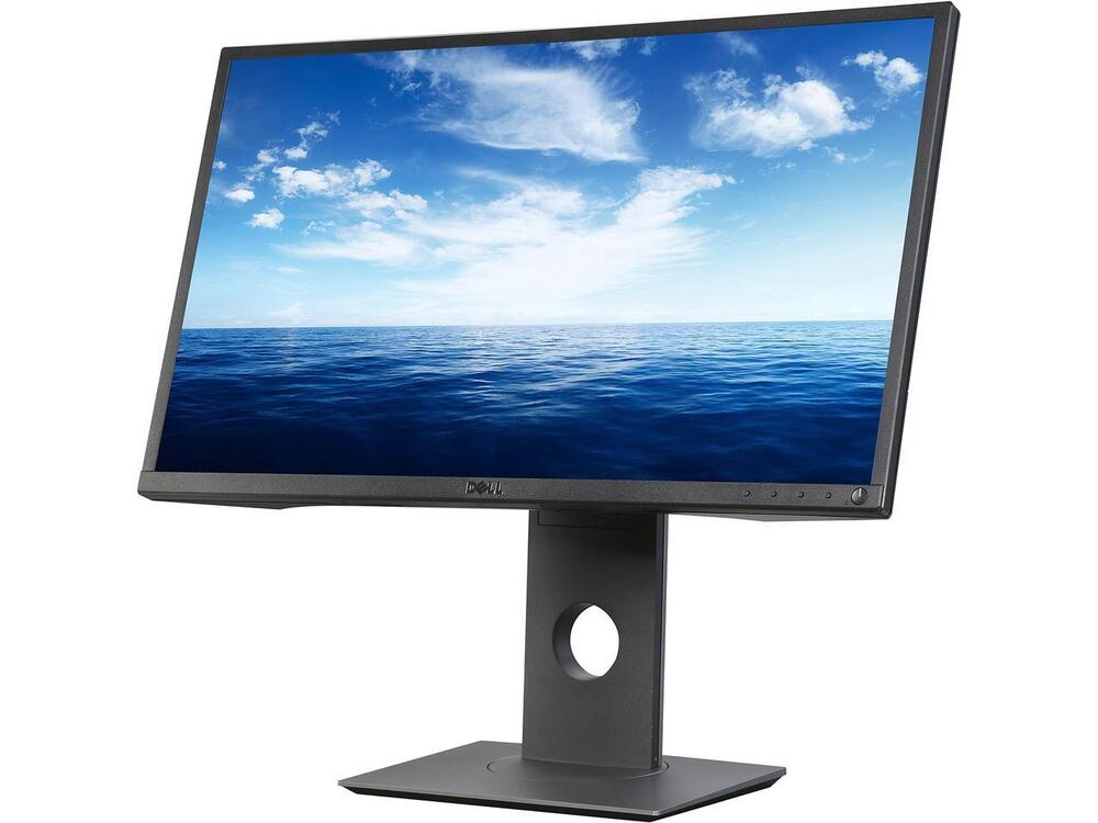 dell 24 p2417h ips tft lcd monitor 1080p 60hz hdmi vga. Black Bedroom Furniture Sets. Home Design Ideas