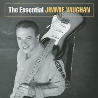 JIMMIE VAUGHAN The Essential CD NEW Best Of Fabulous Thunderbirds Stevie Ray