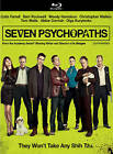 Seven Psychopaths (Blu-ray Disc, 2013, Canadian)