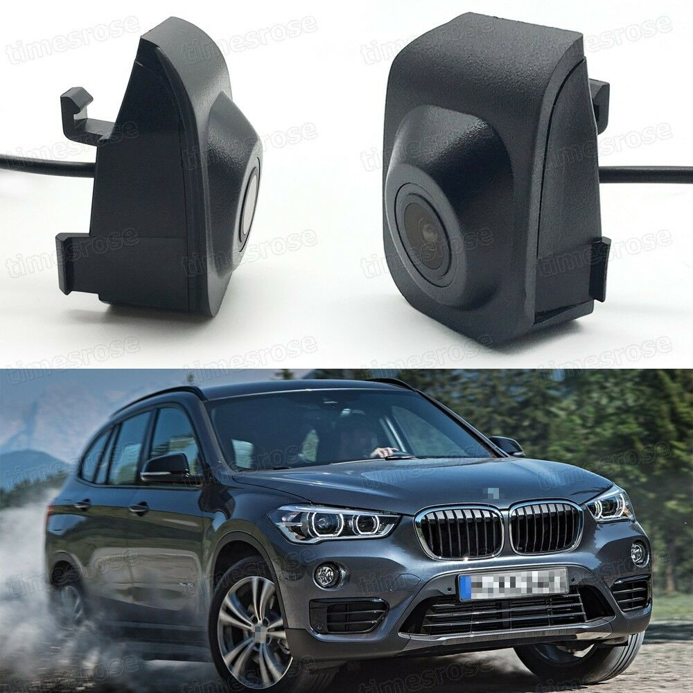 2017 Bmw X1 Camshaft: 170° Full HD CCD Car Grill Front View Camera Embedded For
