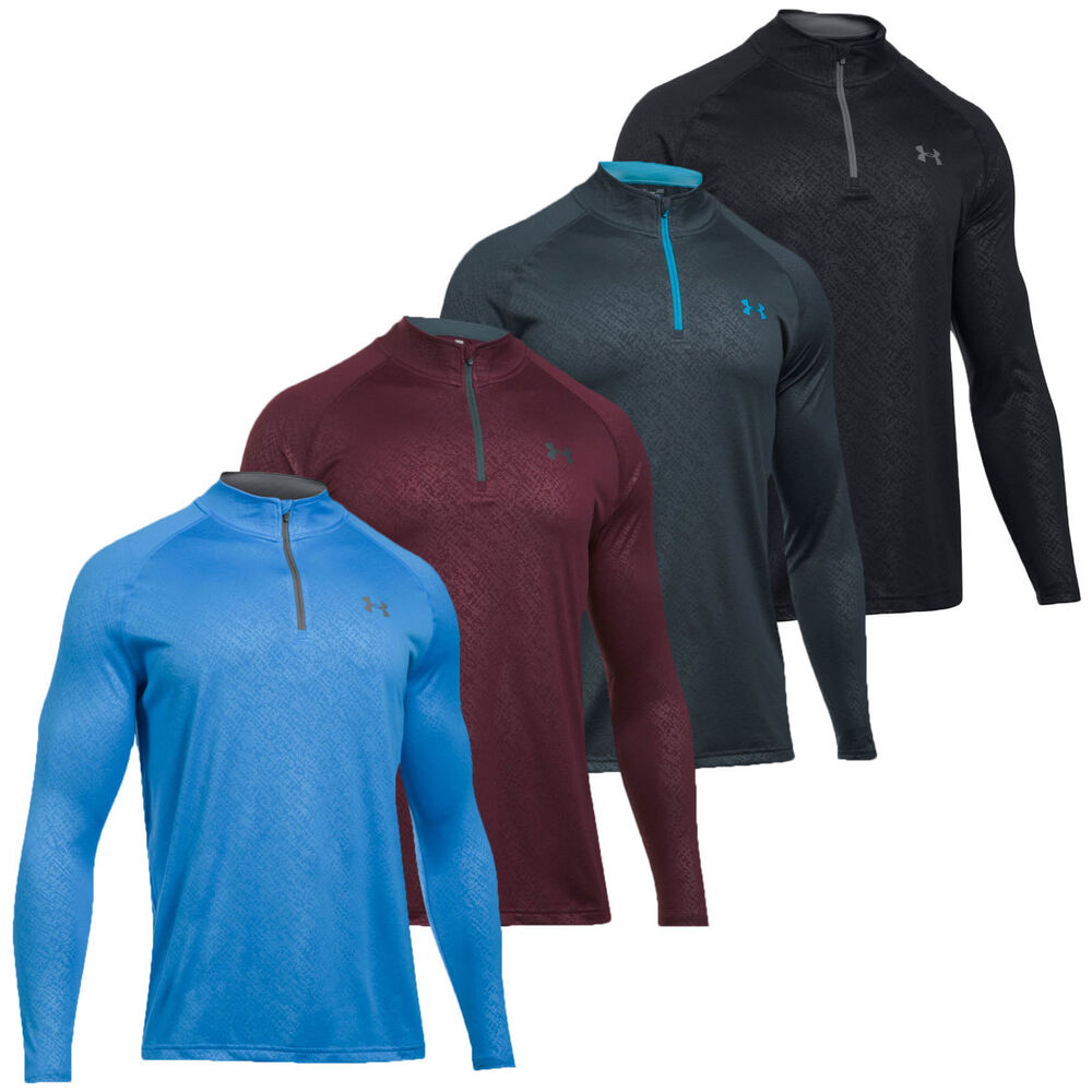 Under Armour Mens Golf Shirts