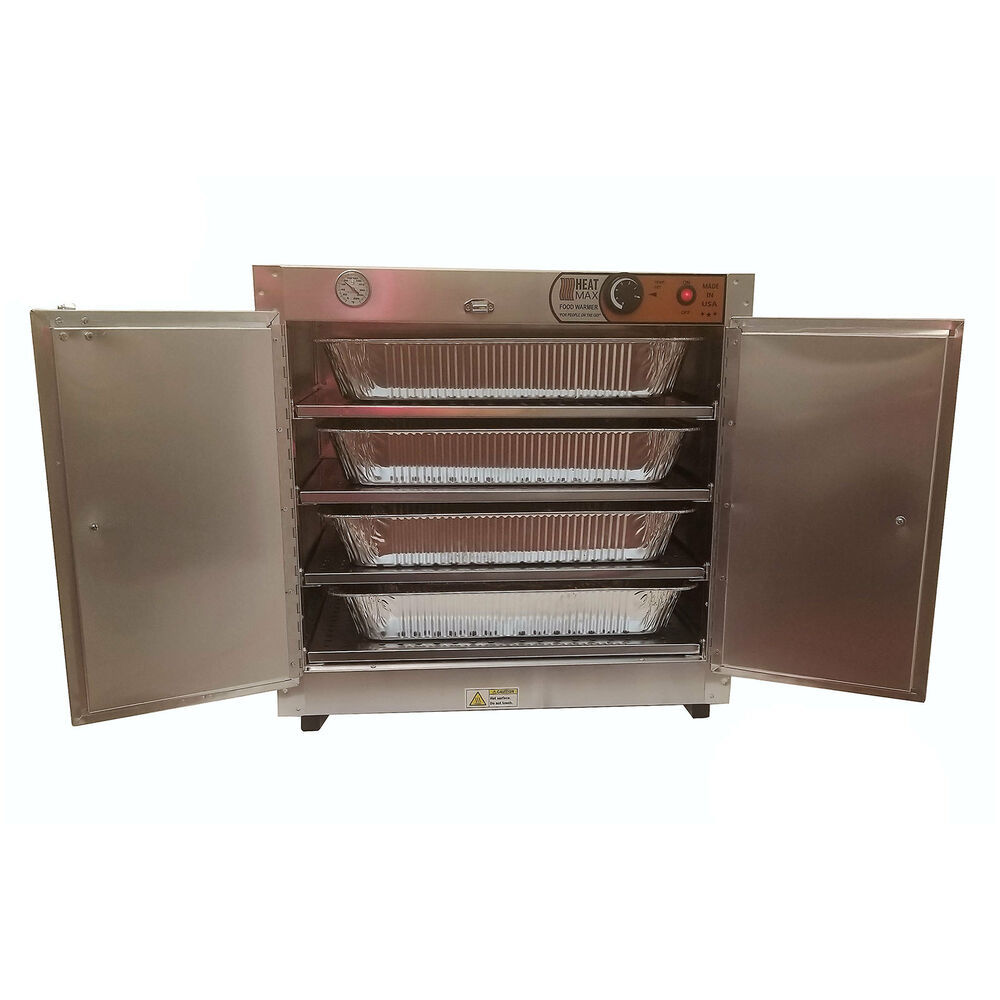 Commercial Food Warmer Cabinet ~ Heatmax commercial countertop hot box cabinet food warmer