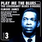 ELMORE JAMES Play Me the Blues CD ALBUM NEW - NOT SEALED