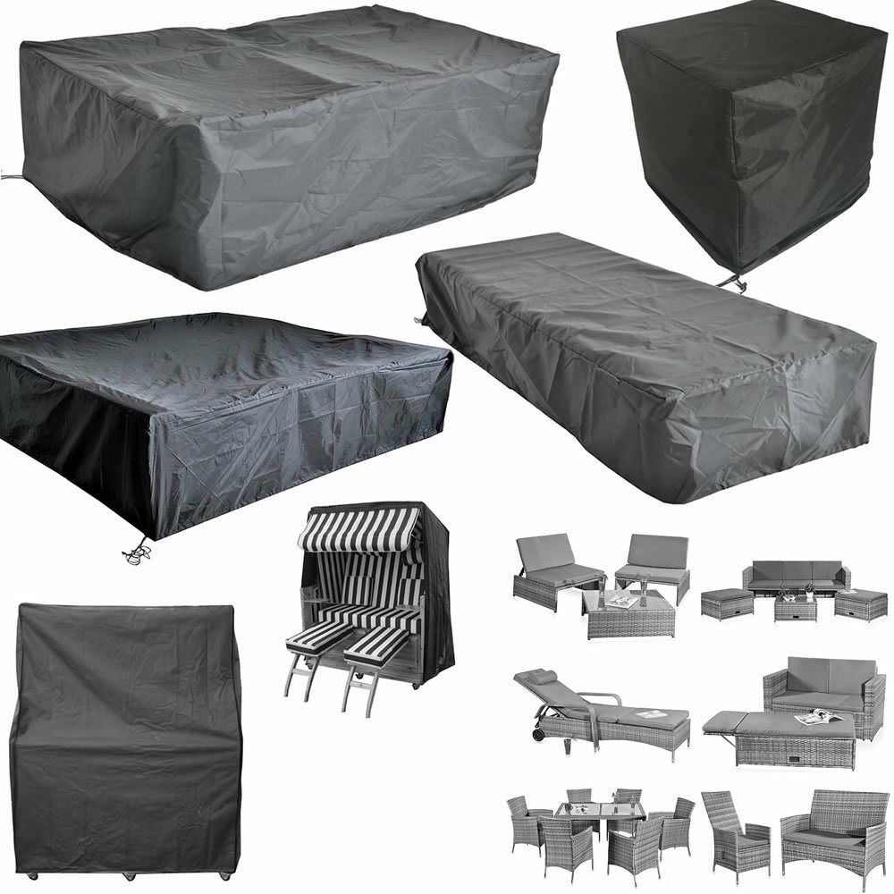 housse de protection mobilier de jardin b che de couverture b che protection contre les. Black Bedroom Furniture Sets. Home Design Ideas