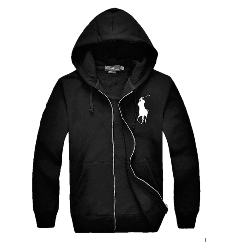 new nwt mens ralph lauren polo big pony hoody jacket small. Black Bedroom Furniture Sets. Home Design Ideas