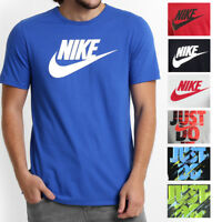 Nike Crewneck Athletic Cut Short Sleeve Mens T-Shirt Tee