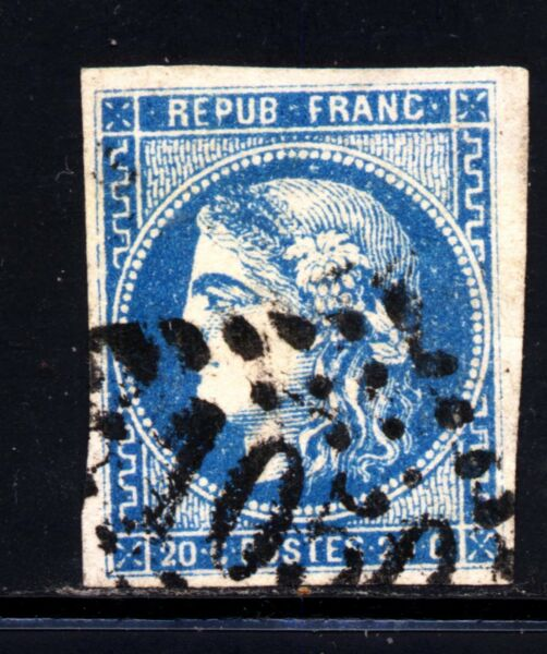 FRANCE 46B.GC 1050 CLERMONT, HERAULT, TRES BEAU Cote 25€