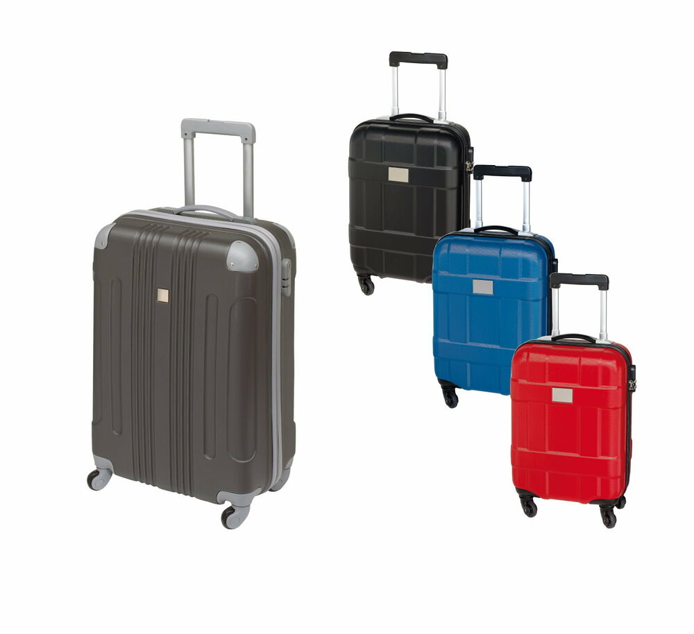 34l koffer reisekoffer handgep ck trolley koffer hartschale boardcase bordgep ck ebay. Black Bedroom Furniture Sets. Home Design Ideas