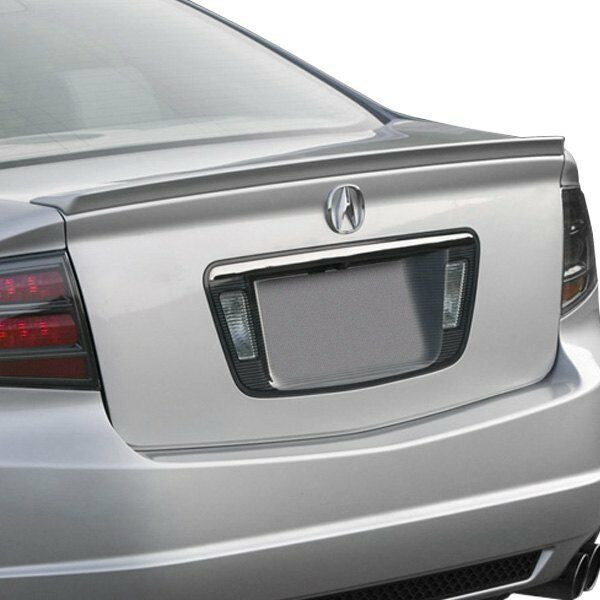 For Acura TL 04-08 Pure Factory Style Rear Lip Spoiler