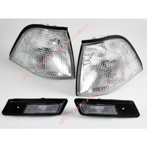 pair-clear-corner-signal-sidemarker-lights-9596-bmw-e36-coupe-convertible