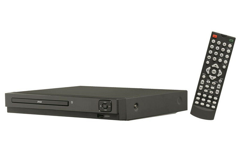 dvd player mit hdmi und usb anschluss denver dvh 7785 ebay. Black Bedroom Furniture Sets. Home Design Ideas