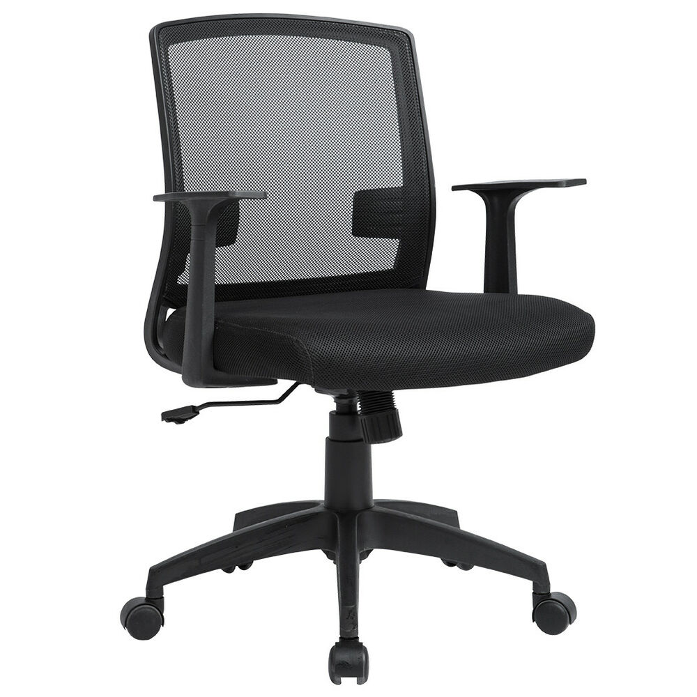 bestoffice ergonomic mesh office chair executive swivel computer desk task chair ebay. Black Bedroom Furniture Sets. Home Design Ideas