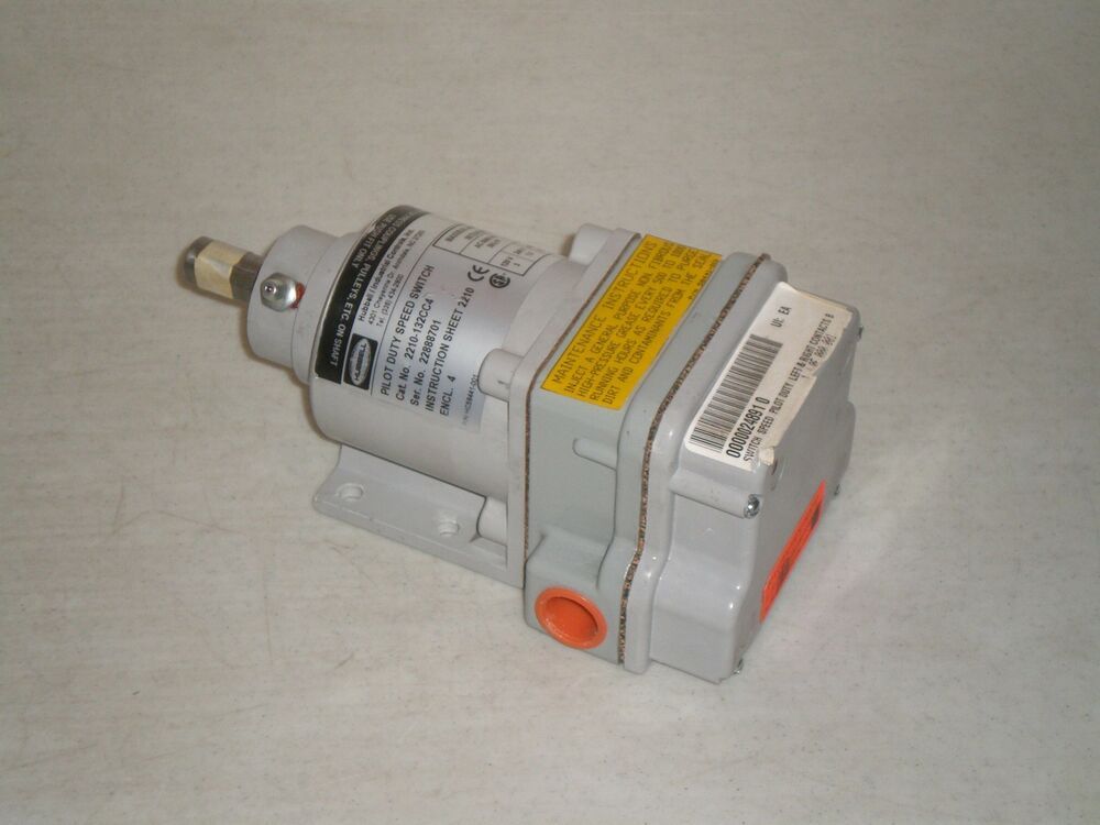 New Hubbell 2210 132cc4 Pilot Duty Speed Switch Free Shipping Ebay